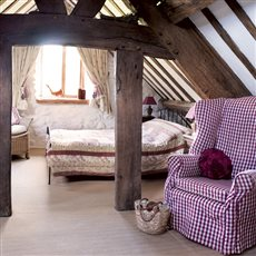 bedroom country country homes interiors5