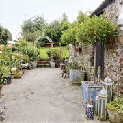 eclectic garden